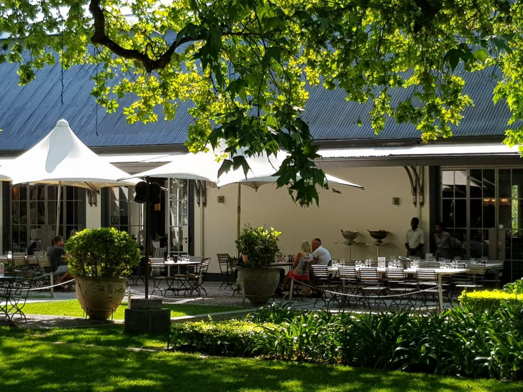 Restaurant im Grande Provence