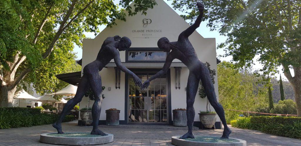 Grande Provence Skulpturen