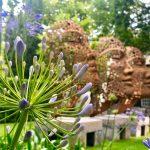 Wunderschöne Gärten im Grande Provence