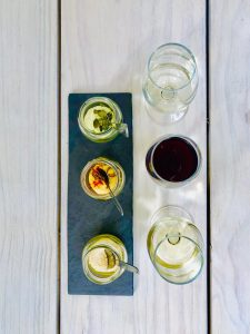 Humus Wine Pairing