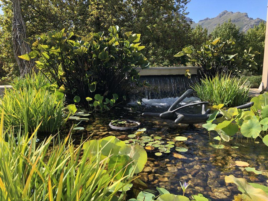 Im Garten des Tokara
