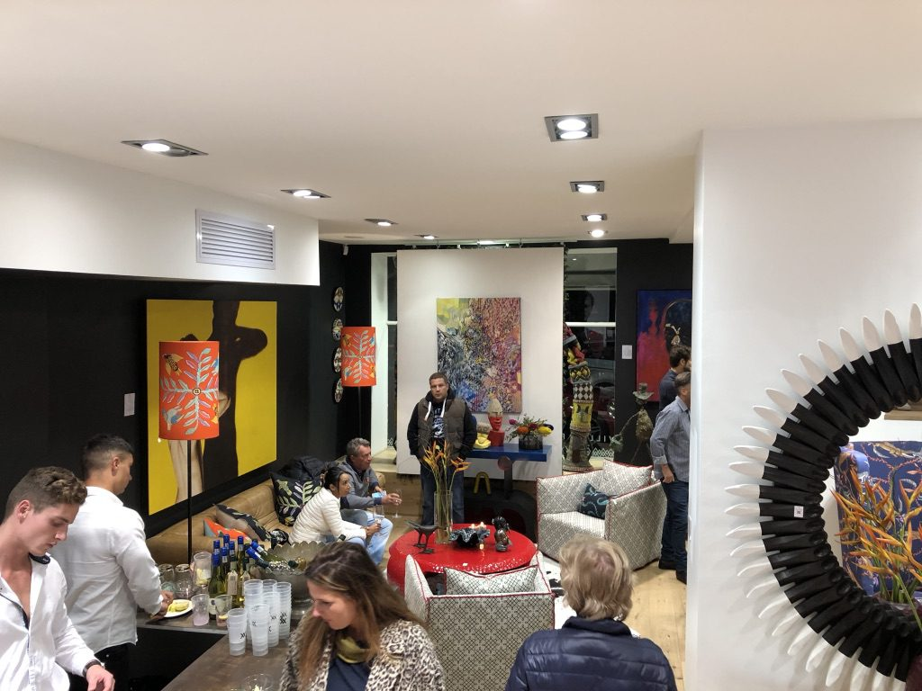 Alle Galerien geöffnet am First Thursdays