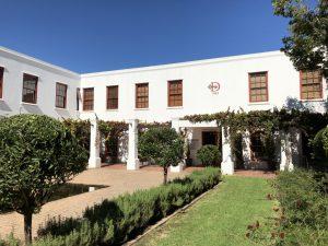 Sauer und gepflegt - das Deetlefs Estate