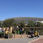 Neben Waterfront und Greenpoint Stadion - Oranjezicht Market