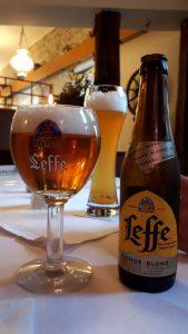 Belgisches Bier, logisch...