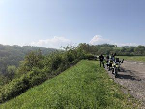 Kurvenspaß am Rhein