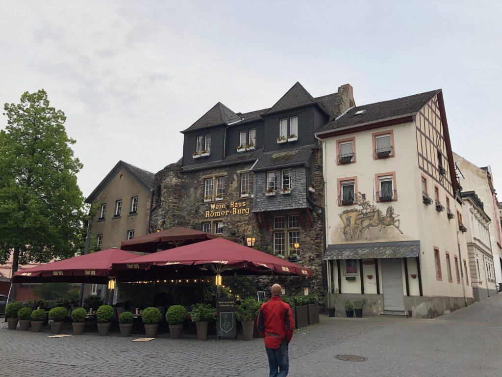 Wein Haus Römerburg in Boppard