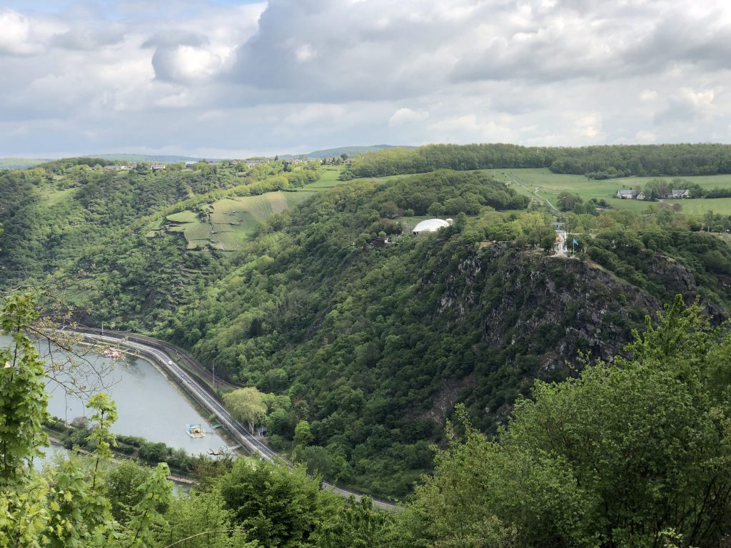 Loreley-Felsen