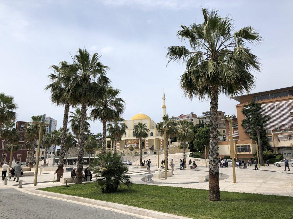 Moschee in Durrës