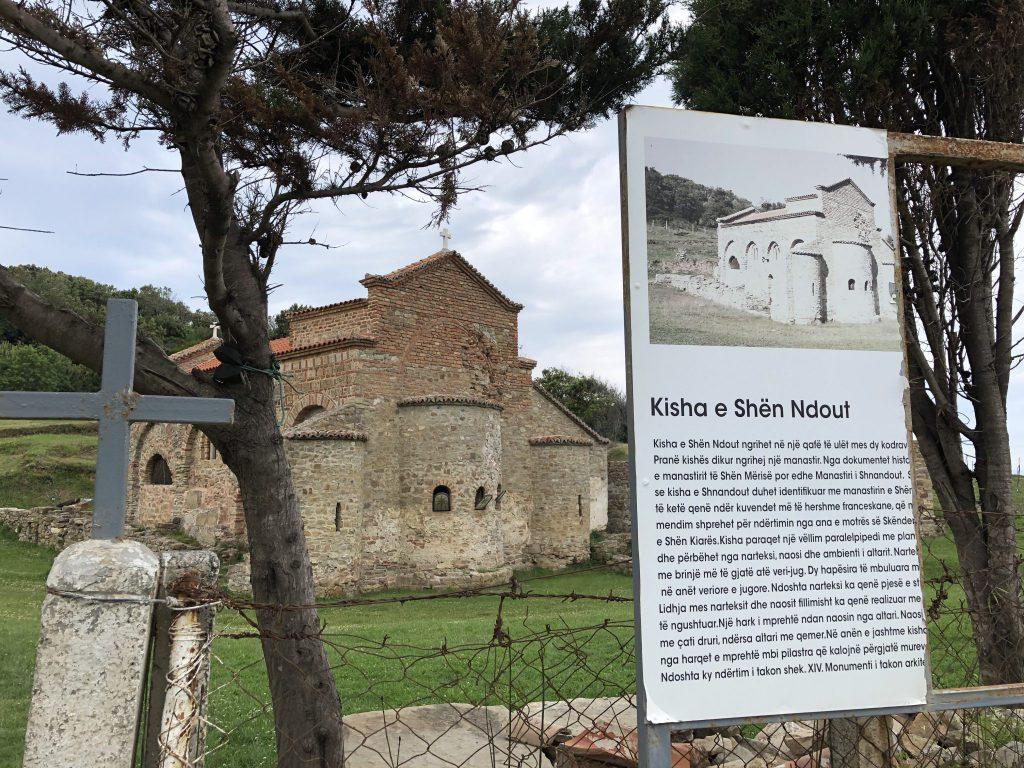 Kirche am Kap Rodon