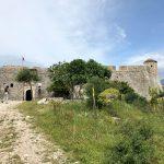 Festung von Ali Pascha bei Porto Palermo
