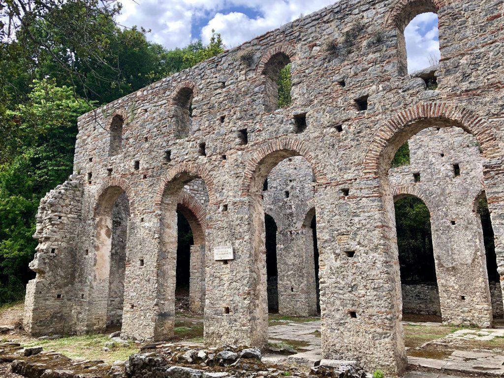 Basilika in Butrint