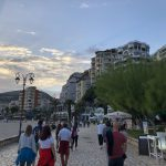 Strandpromenade Saranda