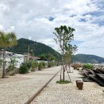 Strandpromenade von Dhërmi