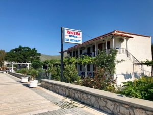 Hotel Riviera in Qeparo