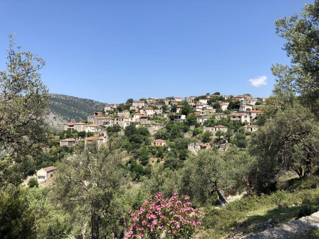 Qeparo Fshat