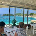 Restaurant Panorama in Ksamil