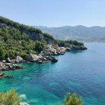 Toller Wanderweg an der Albanischen Riviera entlang!