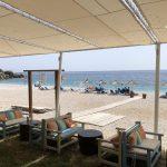 Strand von Livadh -Blue Bay