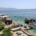 Strand von der Vila Rahmi
