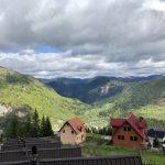 Alm-Gelände in den Kosovarischen Alpen