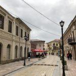 Renovierte Altstadt in Shkodra
