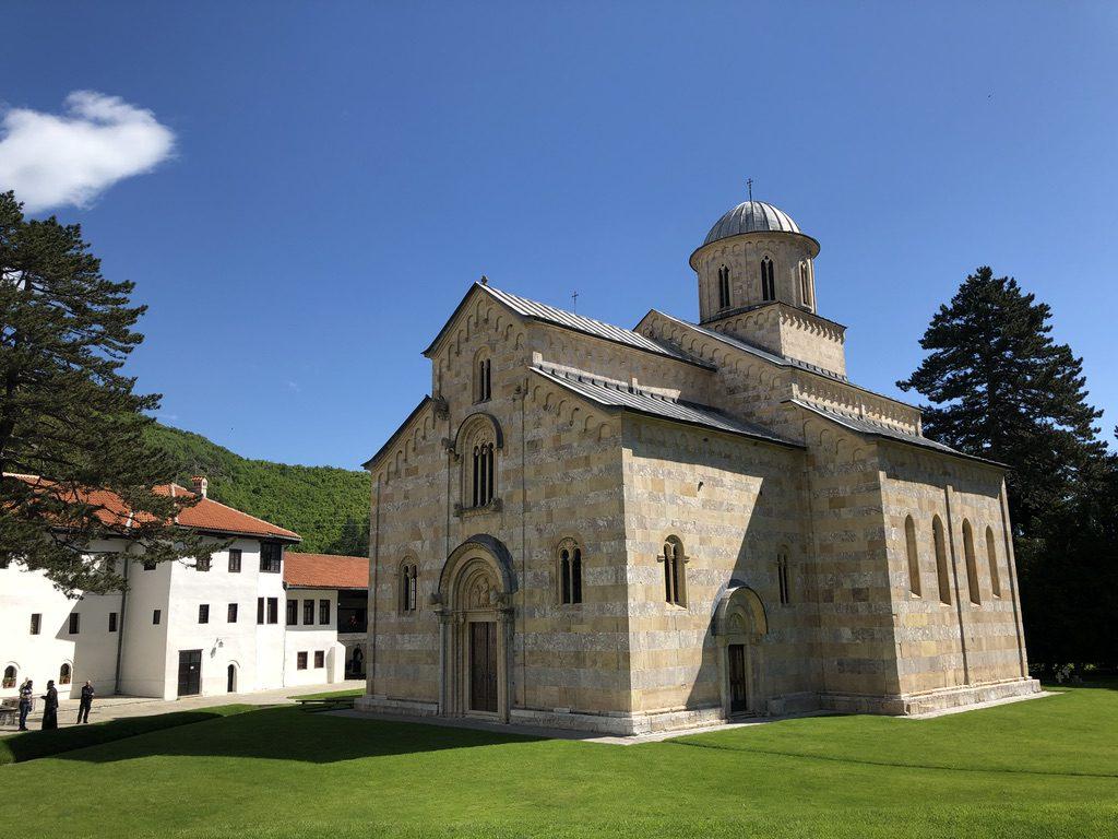 Kloster Visoki Dečani