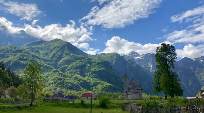 Abenteuer Albanische Alpen: Wandern in Nord-Albanien und Kosovo
