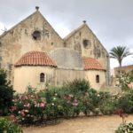 Alles grünt im Arkadi Kloster