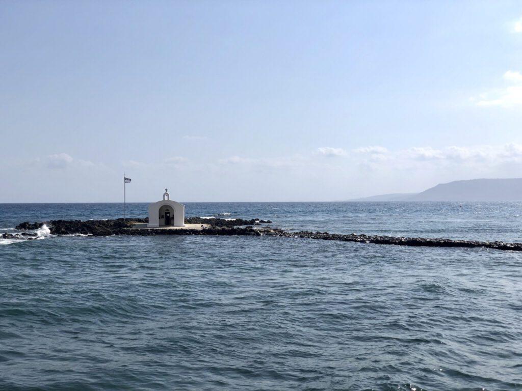 Kapelle vor Georgioupoli
