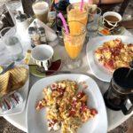 Griechisches Frühstück im Lotos