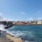 Altstadt und Hafen von Chania