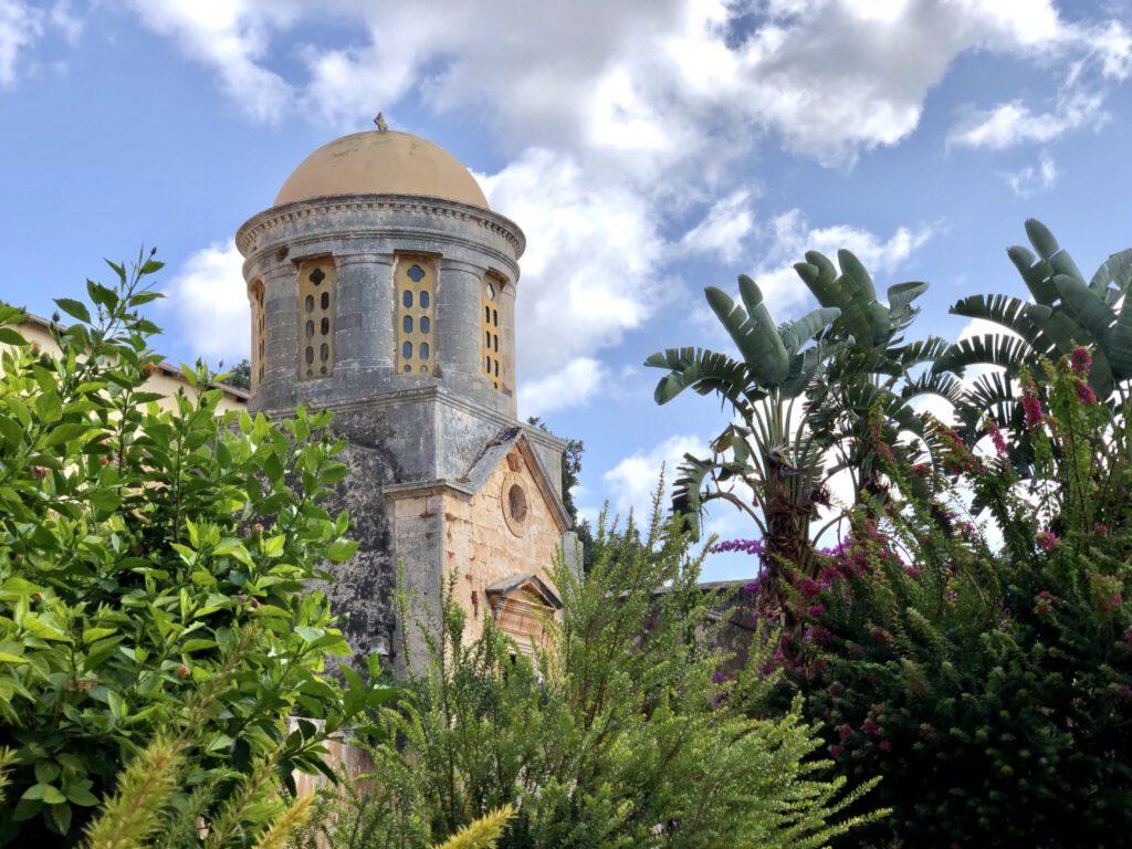Kloster Agia Triada bei Chania