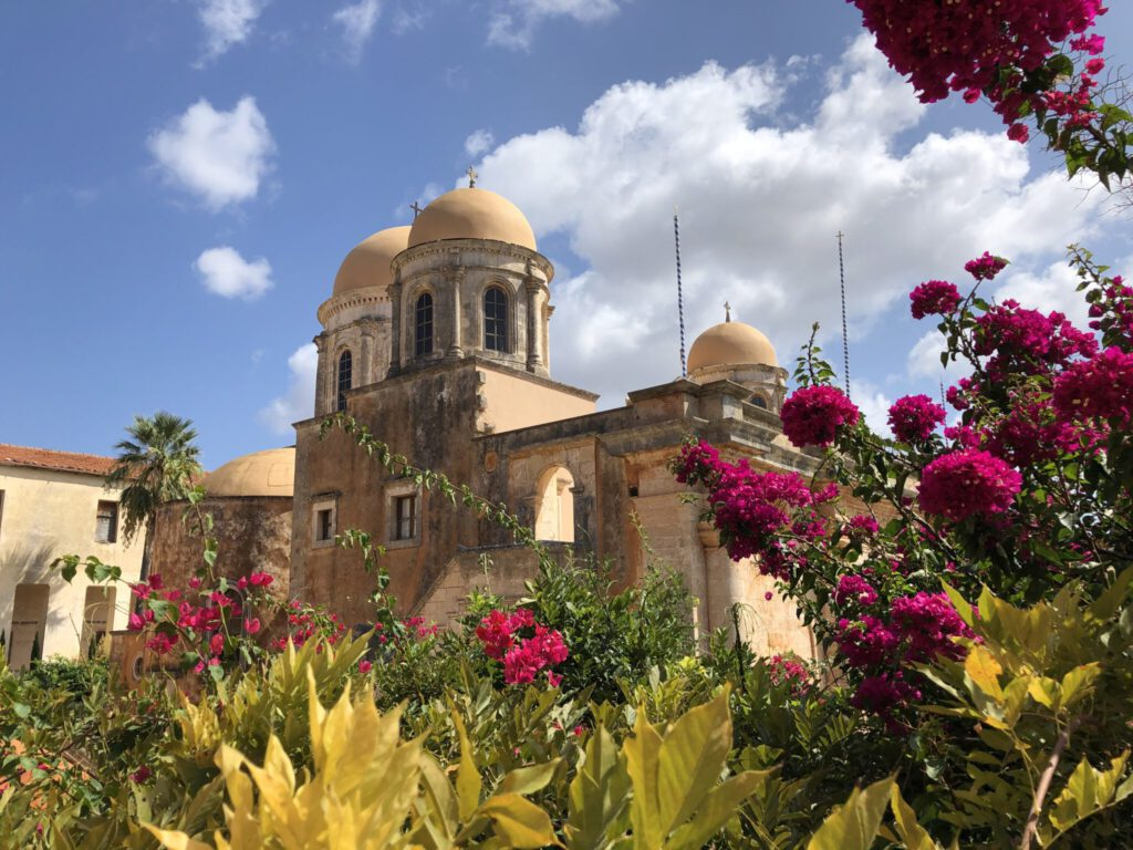 Kloster Agia Triada auf Kreta