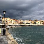 Morgens in Chania