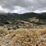 Fahrt durch die westlichen Berge von Kreta
