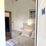 Unser Zimmer im Hotel Nikos