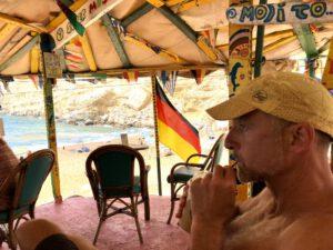 Mojito Bar am Red Beach