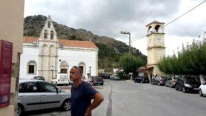 Hauptplatz von Argyroupoli