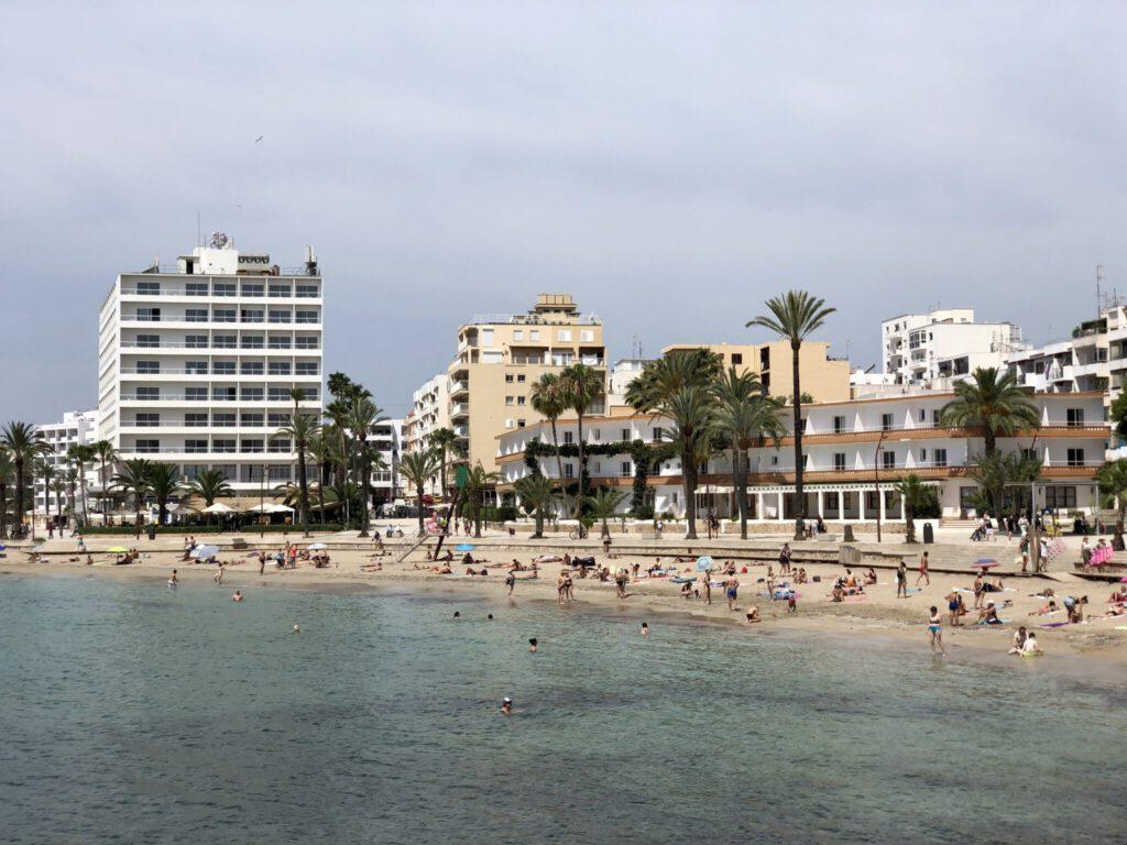 Hotels Ibiza Playa und Figueretes