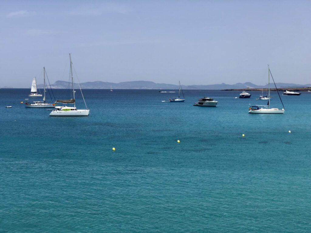 Karibischer Flair auf Formentera