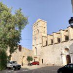 Plaça de la Catedral in Eivissa