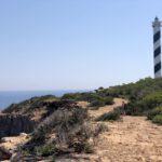 Leuchtturm Far del Moscarter