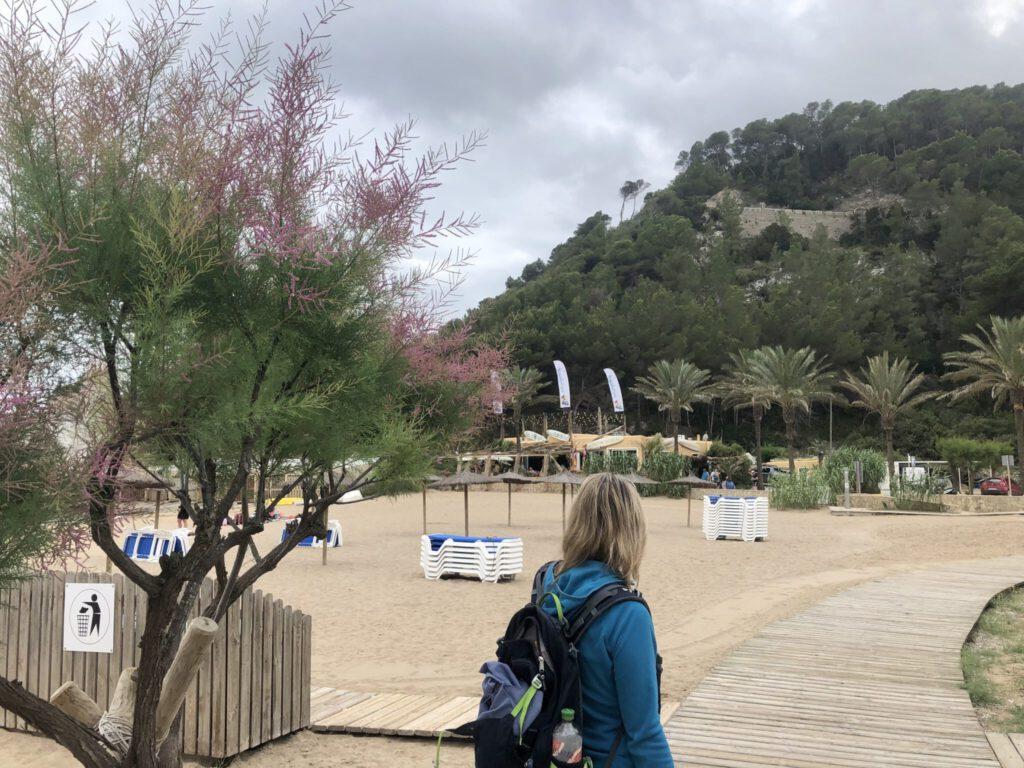 Playa Cala Sant Vincent