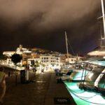 Am Hafen von Eivissa