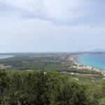 Aussicht über fast ganz Formentera: Restaurant El Mirador