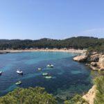 Blick zur Cala Bassa