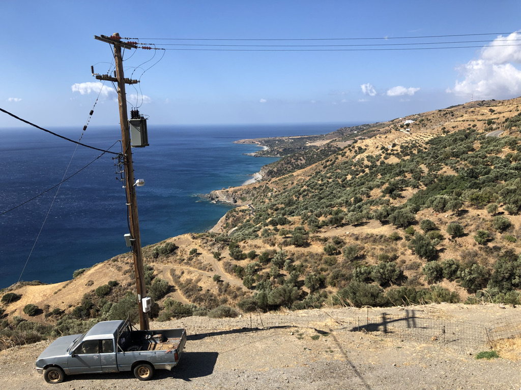 Akrotiri Panorama