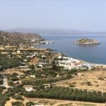 Móchlos und vorgelagerte Insel