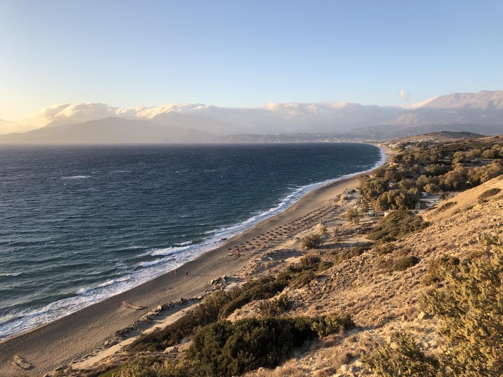 Komós Beach